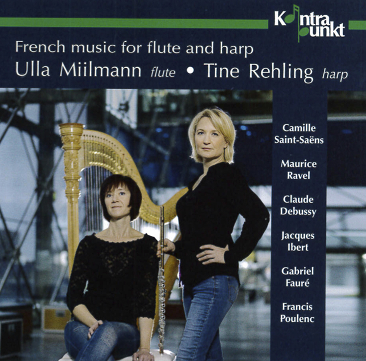 Ulla Miilmann og Tine Rehling duo (2014)